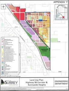 south Surrey Development Parcel